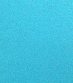 Blizzard Fleece Fabric Solids - 3 yard Pieces - Capri Breeze