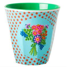 RICE Melamine Cup star Print $12 - Perch Home
