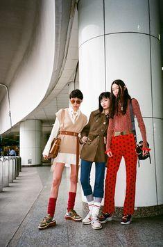 Harajuku Fashion, 80s Fashion, Daily Fashion, Timeless Fashion, Runway Fashion, Vintage Fashion, Fashion Outfits, Womens Fashion, Fashion Trends