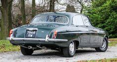 1961 Jaguar MK X - (3.8 litre) Ex-Sir William Lyons