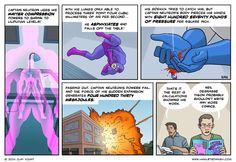 Captain Neutron — Clay Yount