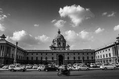 Secretariat Building, New Delhi