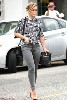 Style Watch: Celebrity street style (July 2014)