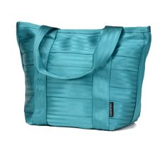 Maggie Bags - Campus Tote, $85.00 turquoise want it!