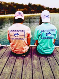 MY FAV TEES!! Southern Tide, Kiss My Southern Sass, Vineyard Vines & Southern Shirt Co.