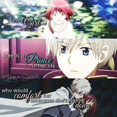 And every prince need a princess who will comfort him when he's down Anime: Akagami no Shirayukihime All Anime, Anime Love, Anime Guys, Anime Art, Zen Y Shirayuki, Anime Films, Anime Characters, Red Hair Quotes, Koi