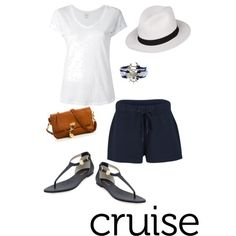 Casual cruise outfit