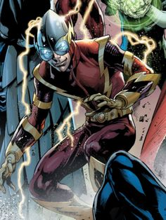 Johnny Quick (The Crime Syndicate)