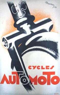 French Art Deco poster, circa 1930