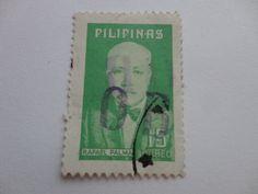 15c O B Pilipinas/Philippines Postage Stamp.