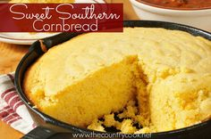 Crock Pot Chili and Sweet Southern Cornbread is the perfect meal to come home to. Not only is this recipe easy but it packs so much flavor!