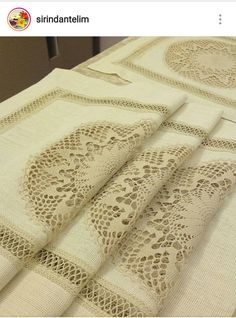 Embroidery Patterns, Hand Embroidery, Crochet Patterns, Boho Home, Crochet Cushions, Boutique Homes, Home Textile, Lace Fabric, Crochet Lace