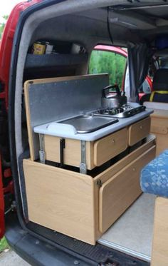 Details about JC Leisure Renault Kangoo Roo 2 Berth Camper VGC Low mileage…