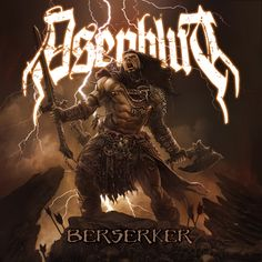 """Asenblut: sign with AFM Records and reveal cover artwork!  It is one of the latest signings by AFM Records which calls for attention: The new ASENBLUT record """"Berserker"""" will be out on August 19th, 2016. The five-piece from Göttingen/Germany took their time to prepare for the release of their greatest album yet. """"Berserker"""" includes 12 highly energetic songs (+ an English bonus track!) which leave no questions what these melodic death vikings are about."""