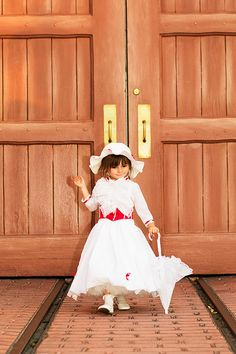 Mary Poppins inspired Jolly Holiday dress - 6 m 12 m 18 m 2T 3T 4T 5T size 6 Mary Poppins costume toddler girls