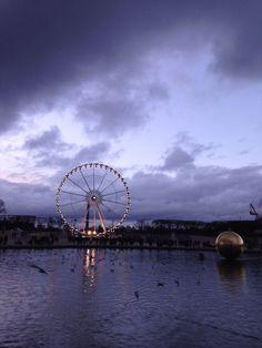 The wheel in Paris
