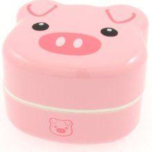 Pig bento box! WAAAAAAAAAAAAANT!!!!