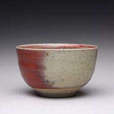 handmade pottery bowl ceramic chawan tea bowl by rmoralespottery