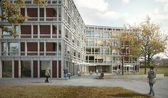 ALLEMANN BAUER EIGENMANN ARCHITEKTEN AG - Projekte
