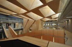 University of Melbourne Faculty of Architecture, Building and Planning, John Wardle Architects, NADAAA