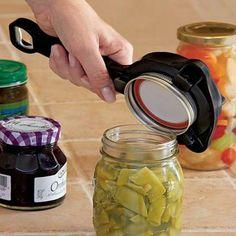 kitchen idea jar opener interesting
