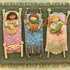 AMAZING talent. Salley Mavor is an award-winning children's book illustrator and the owner of Wee Folk Studio,