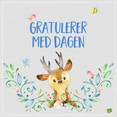 If it's the birthday of a Norwegian friend, you can go the extra mile and share a Happy Birthday wish in perfect Norwegian, giving them an extra reason to smile, up there in the land of fjords. Happy Birthday Wishes, Birthday Cards, Norwegian Style, Reasons To Smile, Norway, Party, Om, Quotes, Bday Cards