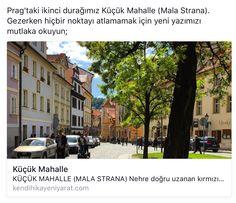 Prag, Küçük Mahalle gezi rehberi.