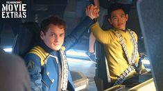 Go Behind the Scenes of Star Trek Beyond (2016) - YouTube