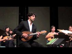 Avi Avital plays Vivaldi Mandolin Concerto in C Major | The 8th Osaka In...