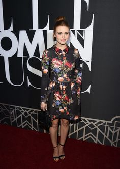Best Dressed: Holland Roden (April 2014)
