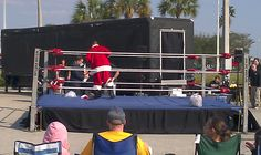 New Era Wrestling November 2012 Dominic Sun Sports Fort Myers, FL