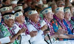 Ceremony+commemorates+1941+Japanese+attack+on+Pearl+Harbor