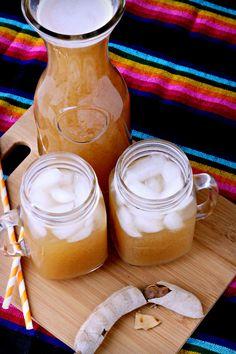 Make Agua Fresca de Tamarindo (Tamarind Water) just like they do in Mexico with tamarind pods; a refreshingly sweet and tangy drink.