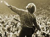 John Fogerty - American rock singer, songwriter, guitarist and Creedence Clearwater Revival founder, Fogerty is a rock legend. Summer Concerts, Upcoming Concerts, Greatest Rock Songs, John Fogerty, Outdoor Stage, Creedence Clearwater Revival, Famous Singers, Rock Legends, Rolling Stones