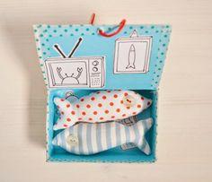 Riciclattoli (e dintorni...): La scatocasa per le sardine