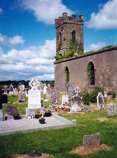 Gurteen Cemetery County Sligo, Ireland