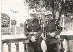 Equipación Policia Militar (años 70-80)