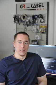 Nik Greuling - programmiert für IT-NETWORKS