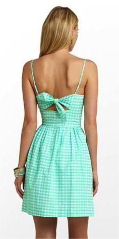 Lilly Pulitzer Summer '13- Bethany Dress