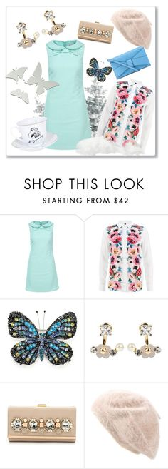 """Gifts: Romance"" by molnijax ❤ liked on Polyvore featuring Lost Ink and Fiorelli"