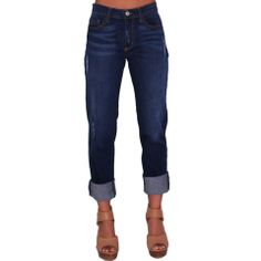 Super Soft Boyfriend Denim | Impressions  This pair of boyfriend jeans is PERFECT for all you laid back gals!