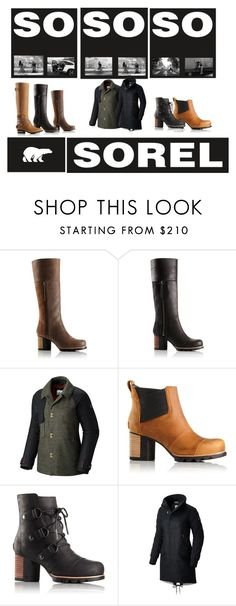 """""""Kick Up the Leaves (Stylishly) With SOREL: CONTEST ENTRY"""" by www-whatwomenwan1 on Polyvore featuring SOREL and sorelstyle"""