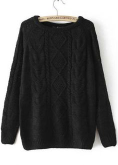 Black Sweater | www.grabyourbags.nl