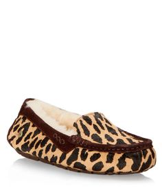 Shop Browns Shoes at Scarborough Town Centre for #UGG AUSTRALIA slippers. #leopard