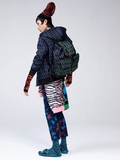 Kenzo x H&M Look Book
