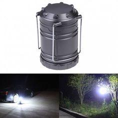 30 LED Bright Portable Extendable Camping Lamp Lantern