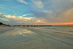 Summer Nights - Florida Seascape by HH Photography of Florida. Summer Nights - Florida Seascape