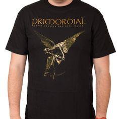 OFFICIAL ~ PRIMORDIAL Angel t-shirts