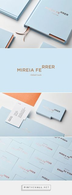 Mireia Ferrer on Behance - created via https://pinthemall.net